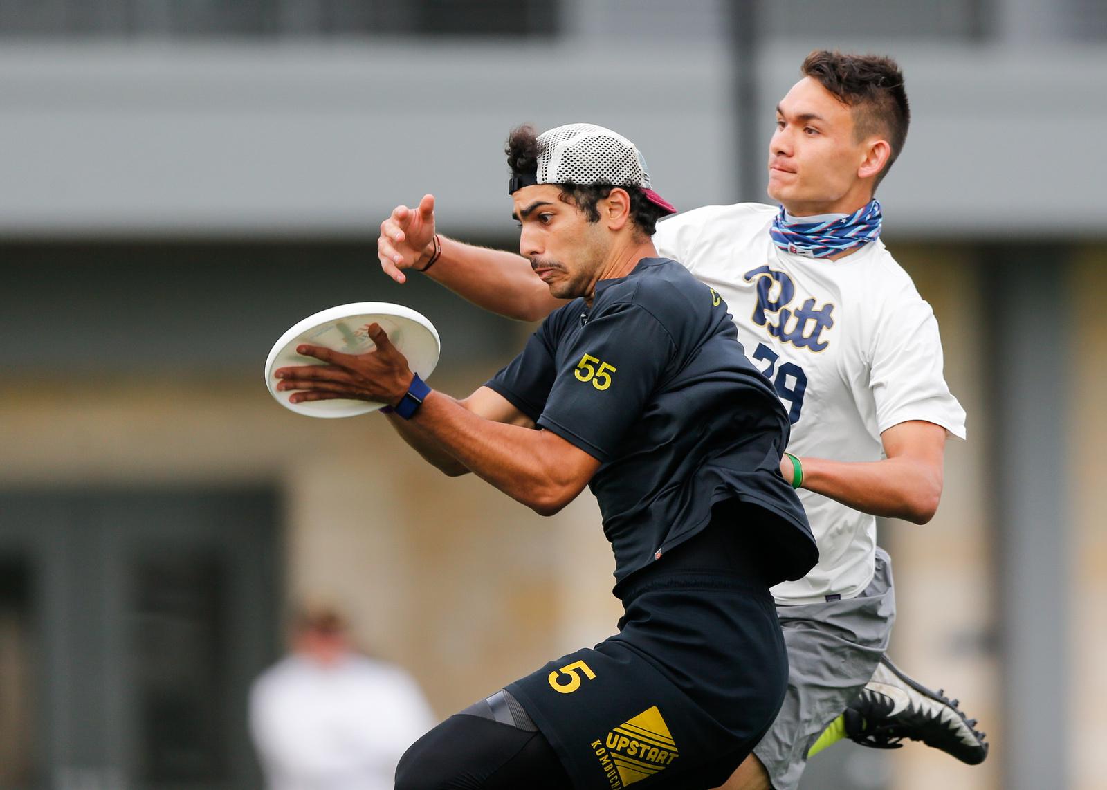 Video Thumbnail: 2019 College Championships, Men's Quarterfinal: Colorado vs. Pittsburgh