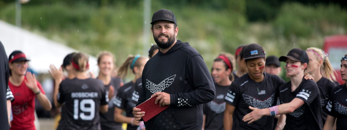 Photo for USA Ultimate Announces Assistant Coaches for 2020 WUGC National Teams
