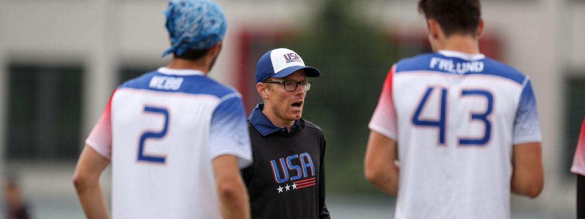 Photo for Patrick Sherlock Named 2021 U-24 Mixed National Team Head Coach