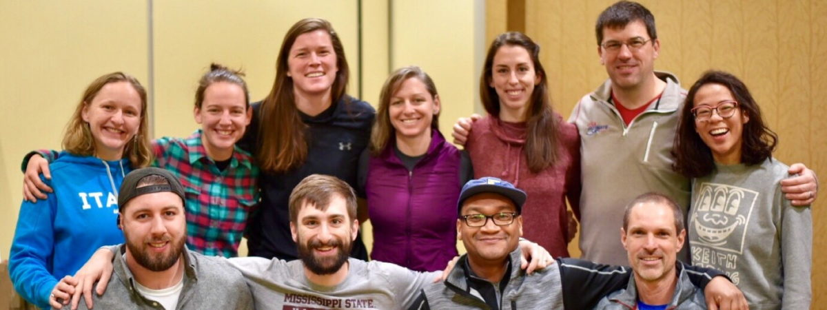 Photo for 2018 Competition Working Group Meeting: Club Update